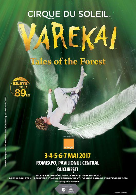 Spectacole din Romania - Cirque du Soleil - Varekai