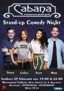 Spectacole din Bucuresti - Stand-up comedy night Show #2