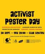 Workshops din Bucuresti - Activist Poster Day