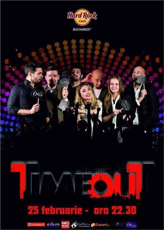 Concerte din Bucuresti - TimeOut