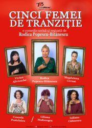 Piese de teatru - Cinci femei de tranzitie