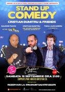 Stand-Up Comedy - Cristian Dumitru & Friends!