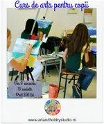 Curs de arta pentru copii