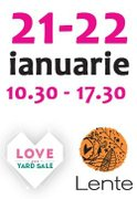 Targuri din Bucuresti - Love Yard Sale