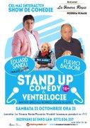 Spectacole din Romania - Stand-Up Comedy & Ventrilocie