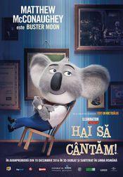 Sing (Hai sa cantam) (2016)