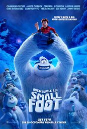 Cinema - Smallfoot