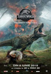 Cinema - Jurassic World: Fallen Kingdom