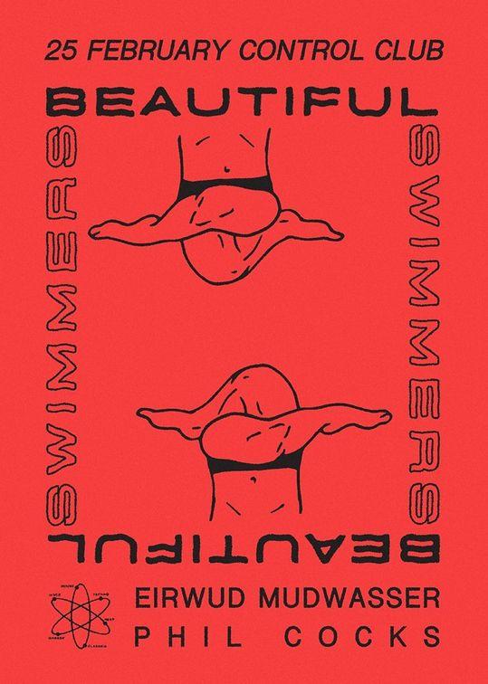 Concerte din Bucuresti - Beautiful Swimmers (Future Times), Phil Cocks, Eirwud Mudwasser