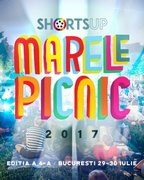 Proiectii din Bucuresti - Marele Picnic ShortsUp, ediția a 4-a