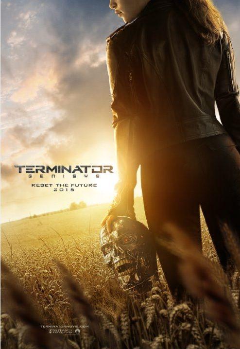 Terminator Genisys (The Terminator 5)