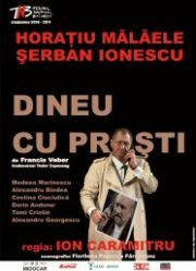 Piese de teatru din Bucuresti - Dineu cu prosti