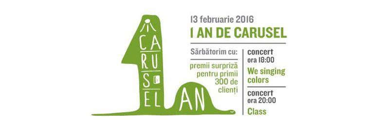 Concerte - 1 an de Carusel!