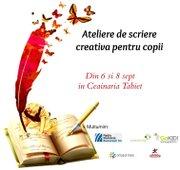 Workshops - Ateliere de scriere creativa pentru copii