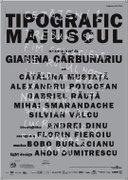 Piese de teatru - Tipografic majuscul