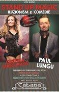 Spectacole din Bucuresti - Stand-up Magic Show