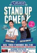 Spectacole - Stand-up comedy cu Cristian Dumitru & George Bonea