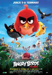 Cinema - The Angry Birds Movie