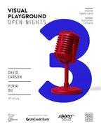 Conferinte din Romania - Visual Playground Open Nights 2017 - #3