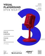 Visual Playground Open Nights 2017 - #3