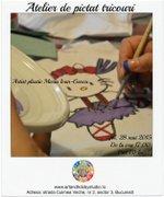 Workshops - Atelier de pictat tricouri