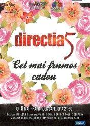 Concerte - Directia 5