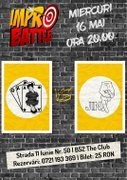 Impro Battle - Asul din maneca vs. Jinx
