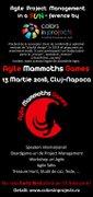 Alte-evenimente din Cluj-Napoca - Agile Mammoths Games