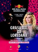 Red Bull Music SoundClash: Grasu XXL vs. Loredana