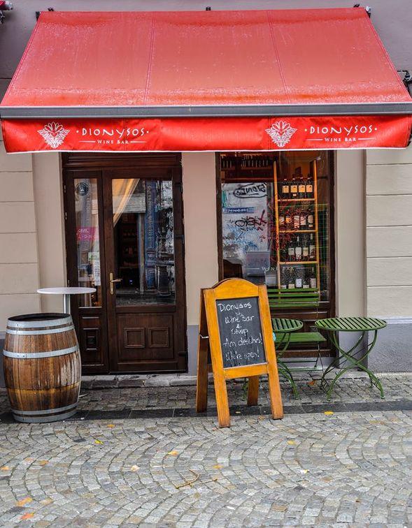 Dionysos Bar