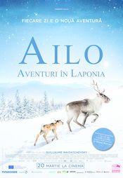 Aïlo: Une odyssée en Laponie (2018)