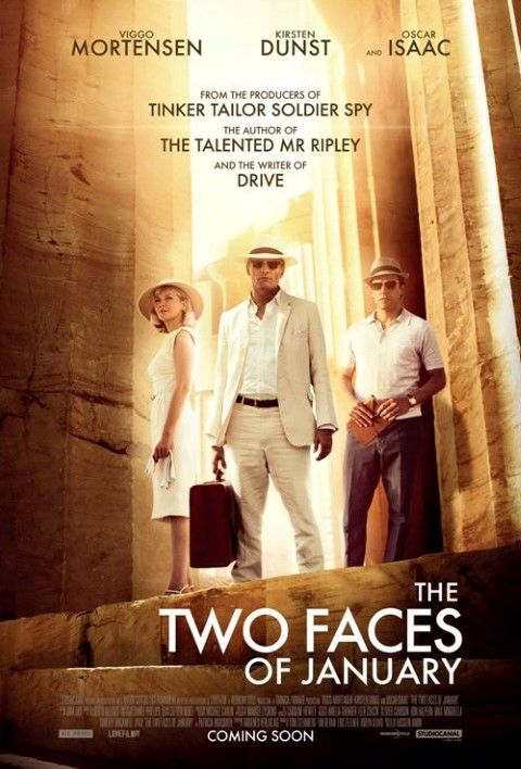 Cinema - The Two Faces of January