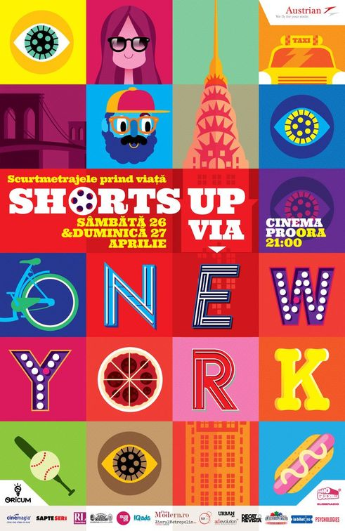 ShortsUP Via New York
