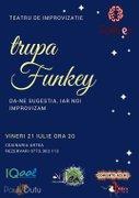 """""""IMPRO de SEARA"""" - Show de Improvizatie cu trupa Funkey"""