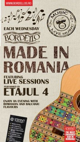 Concerte - Made in Romania