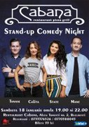 Spectacole din Bucuresti - Stand-up Comedy Night Show #1