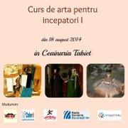 Workshops - Curs de arta pentru incepatori I