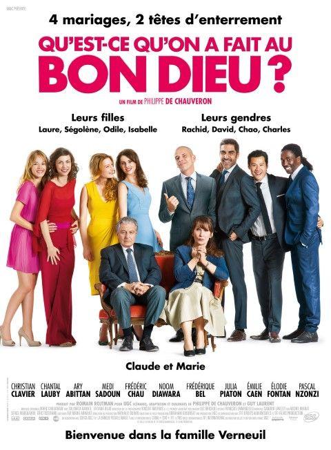 Qu'est-ce qu'on a fait au Bon Dieu? (Serial (Bad) Weddings) (2014)