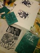 Workshops din Bucuresti - Arta decorativa: LINOGRAVURA