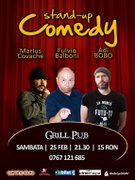 Spectacole din Romania - Stand-Up Comedy
