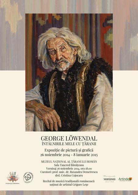 George Lowendal - Intalnirile mele cu taranii