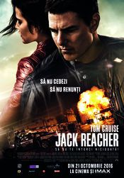 Cinema - Jack Reacher: Never Go Back