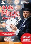 Workshops din Bucuresti - Kids Magic Show & Workshop