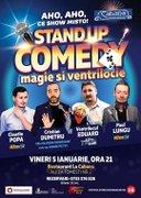 Stand-up comedy & Magie & Ventrilocie