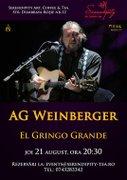 Concerte - El Gringo Grande  - AG Weinberger