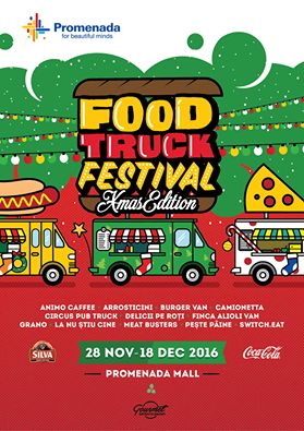 Festivaluri - Food Truck Festival Xmas Edition