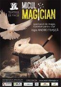 Spectacole din Romania - Micul Magician (spectacol de magie pt copii)