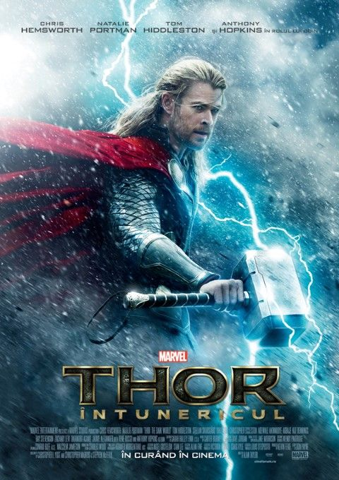 Cinema - Thor: The Dark World