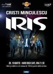 Cristi Minculescu Si IRIS