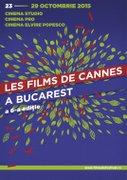Les Films de Cannes a Bucarest 2015